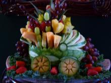 Baby Shower Edible Fruit Arrangement